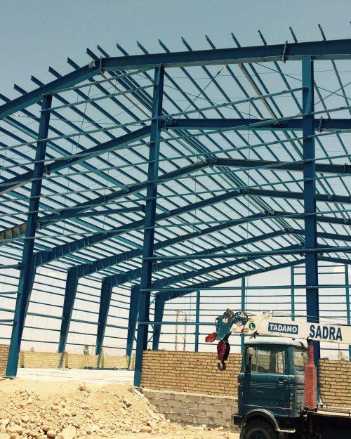 ساندویچ پانل سقفی و دیواری